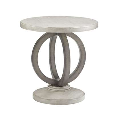 Picture for Oyster Bay Hewlett Round Side Table by Lexington