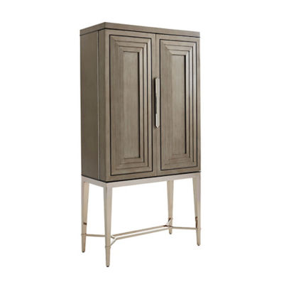 Picture of Ariana Cheval Bar Cabinet by Lexington