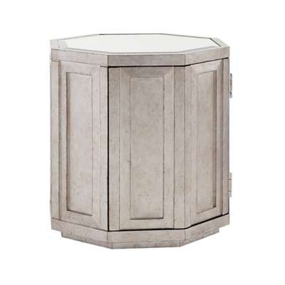 Picture for Ariana Rochelle Octagonal Storage Table by Lexington