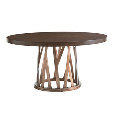 Picture of Zavala Horizons Round Dining Table by Lexington