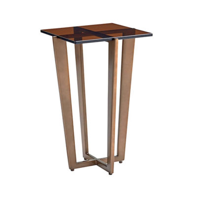 Picture of Zavala Vortex Chairside Table by Lexington