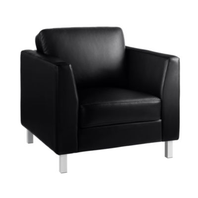 LINCOLNLNG-BLACK: Customized Item of Turnstone Lincoln Lounge Chair by Steelcase (LINCOLNLNG)
