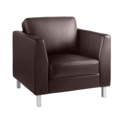 LINCOLNLNG-BROWN: Customized Item of Turnstone Lincoln Lounge Chair by Steelcase (LINCOLNLNG)