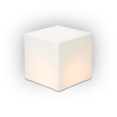 Lightbox floor lamp and end table   Smart Furniture