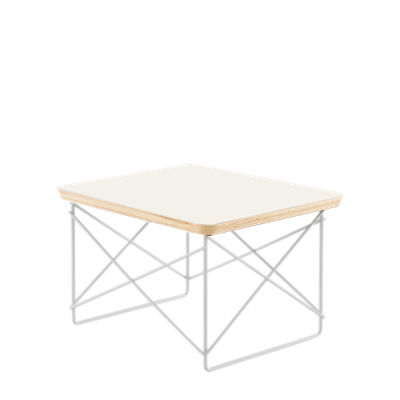 LTRT9191: Customized Item of Eames Wire-Base Table by Herman Miller (LTRT)