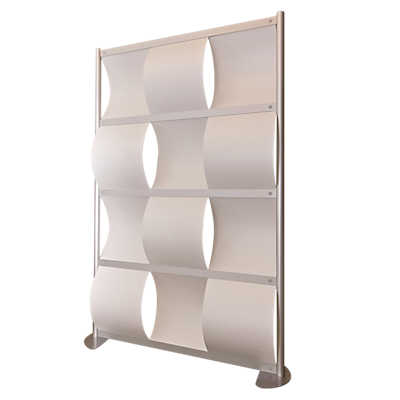"Picture of LOFTwall Wave Partition, 52"" Wide"
