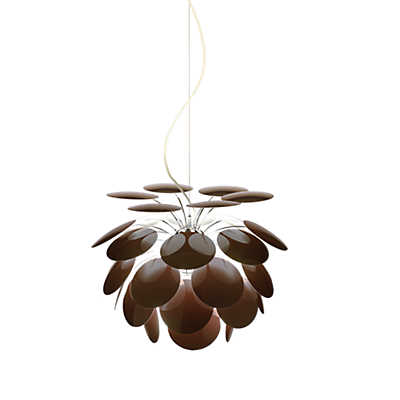Picture of Discoco Suspended Light, Chocolate