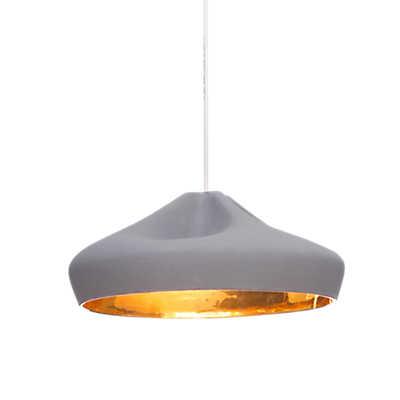 Picture of Pleat Box Suspended Light , Medium