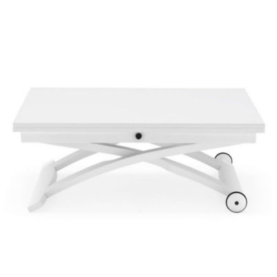 MASCOT-OPTIC WHITE: Customized Item of Mascotte Extendable Coffee Table by Connubia (MASCOT)