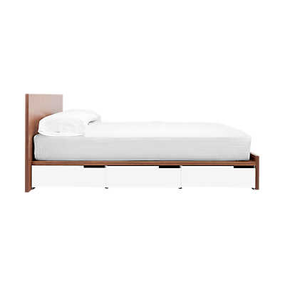 Picture of Modu-licious Queen Bed by Blu Dot