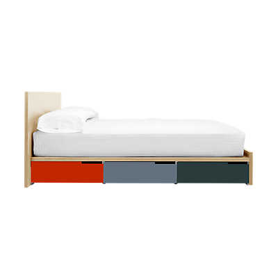 Picture of Modu-licious Twin Bed by Blu Dot