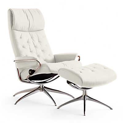 ekornes stressless metro high back chair smart furniture. Black Bedroom Furniture Sets. Home Design Ideas