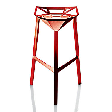 MGE20HAMYHP: Customized Item of Stool One, Set of 2 by Magis (MGE20)