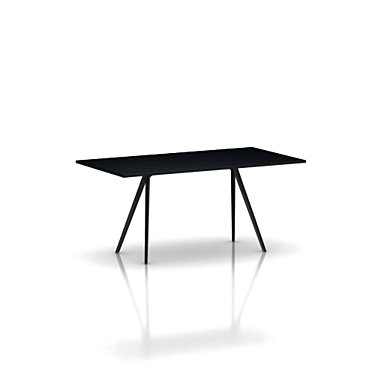 "MGG703362YCBYCB: Customized Item of Magis Baguette Table, 62"" Wide by Magis (MGG703362)"