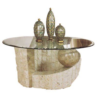 Ponte Vedra Round Cocktail Table Smart Furniture