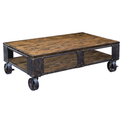 Picture of Pinebrook Rectangular Cocktail Table by Magnussen