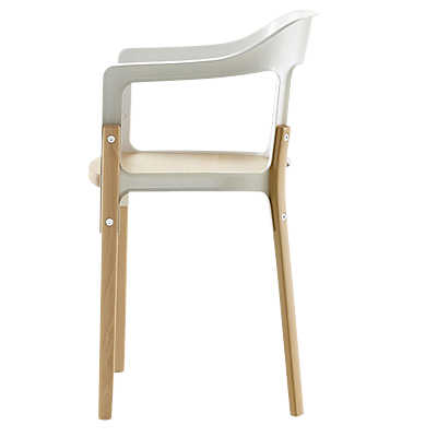 Picture of Steelwood Chair by Magis