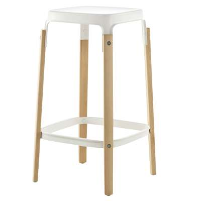 Picture for Steelwood Stool by Magis