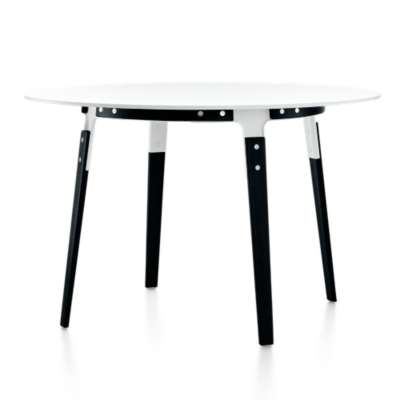Picture for Magis Round Steelwood Table by Magis