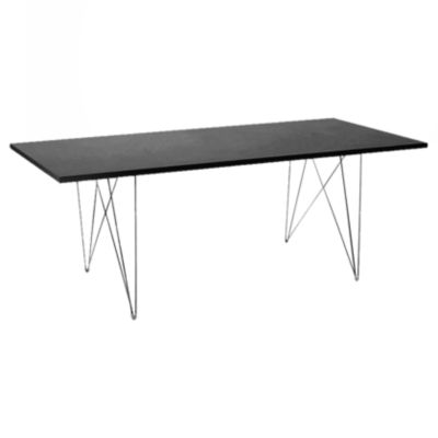 MGT70.RYPB-BLACKTOP: Customized Item of Tavolo XZ3 Table by Magis (MGT70)