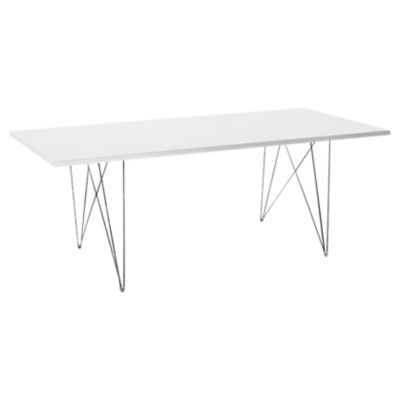 MGT70.RYPB-WHITETOP: Customized Item of Tavolo XZ3 Table by Magis (MGT70)