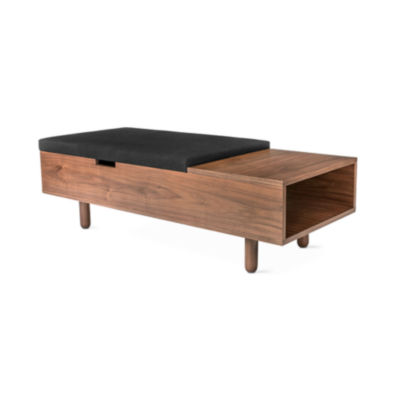 MIMICOSTOTT-WAL: Customized Item of Mimico Storage Ottoman by Gus Modern (MIMICOSTOTT)
