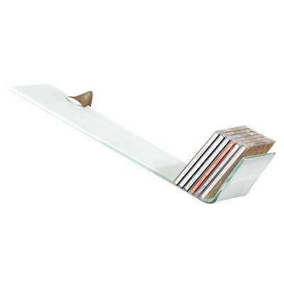 Picture of Mini Essence Glass Wall Shelf by Smart Furniture