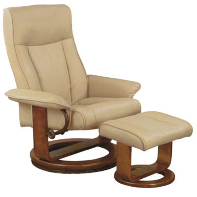 Picture of Oslo Recliner with Ottoman