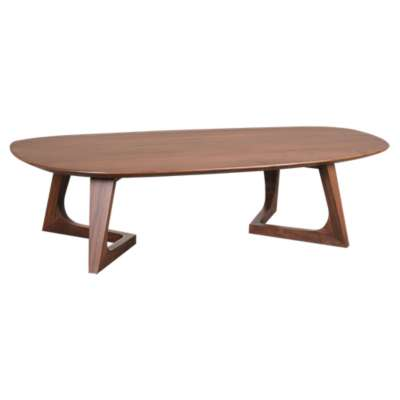 Picture for Godenza Walnut Coffee Table by Moe's