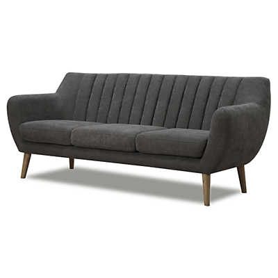 Picture of Madison Grey Sofa by Moe's