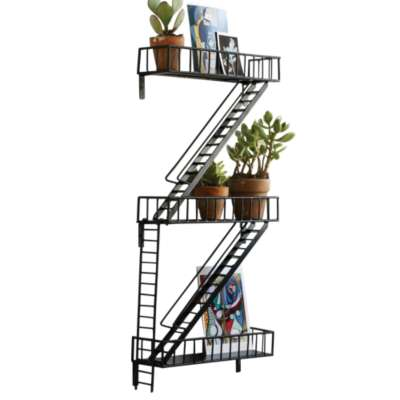 Picture for Fire Escape Shelf