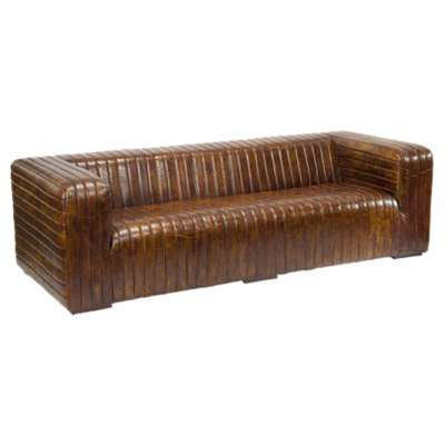 Picture for Castle Brown Sofa by Moe's