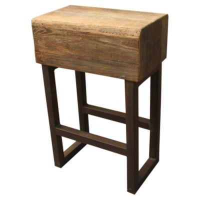 Orso Natural Bar Stool Smart Furniture