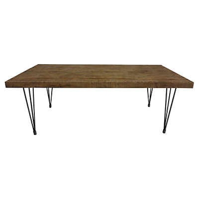 Picture of Boneta Natural Dining Table by Moe's
