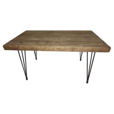 Picture for Boneta Small Natural Dining Table by Moe's