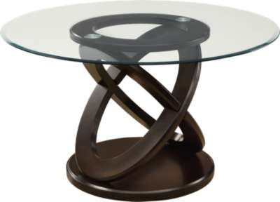 "Dark Espresso for Dark Espresso 48"" Round Dining Table by Monarch (MRCI1749)"