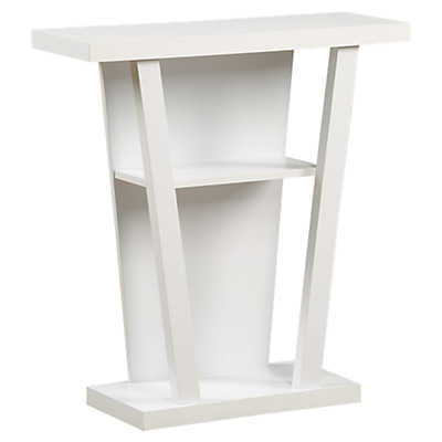 Picture of Hall Accent Table by Monarch