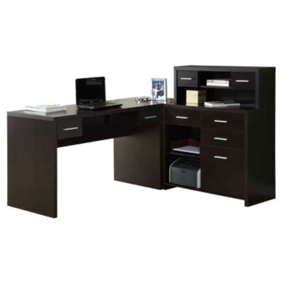 Picture for L-Shaped Home Office Desk by Monarch