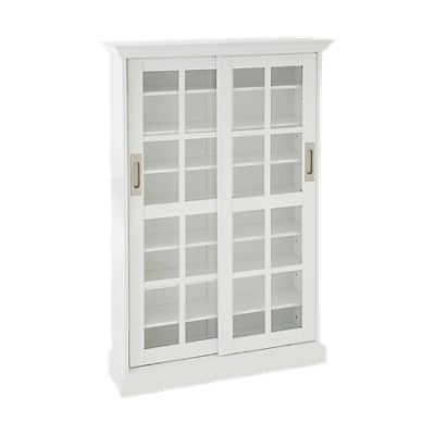 Picture of Bergman Media Cabinet in White