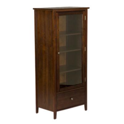 Picture of Dietrich Media Cabinet in Espresso