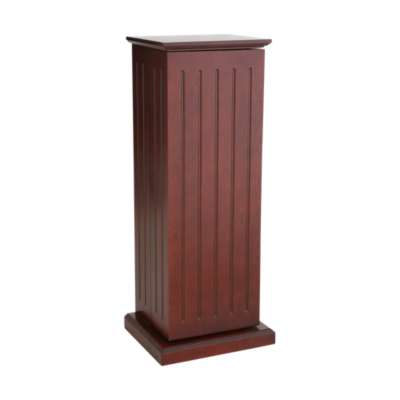 Picture for Stewart Media Cabinet in Cherry