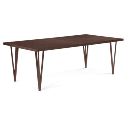 Picture of Tripod Rectangular Dining Table