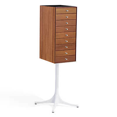 Picture of Nelson 9-Drawer Miniature Chest with Pedestal by Herman Miller