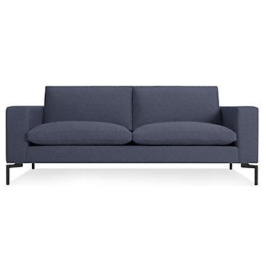 "NEWSTANDARD78BK-SD: Customized Item of New Standard 78"" Sofa by Blu Dot (NEWSTANDARD78)"