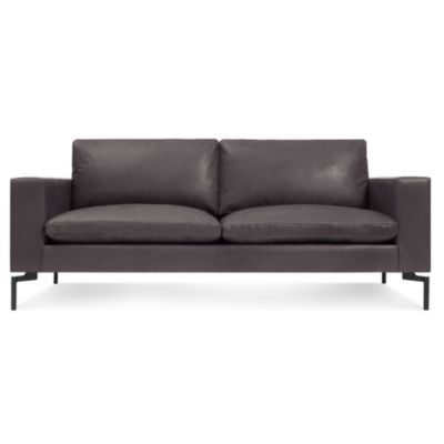 "NEWSTANDARD78BK-BR: Customized Item of New Standard 78"" Sofa by Blu Dot (NEWSTANDARD78)"