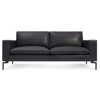 "NEWSTANDARD78BK-GN: Customized Item of New Standard 78"" Sofa by Blu Dot (NEWSTANDARD78)"