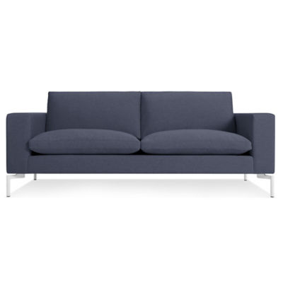 "NEWSTANDARD78WH-BL: Customized Item of New Standard 78"" Sofa by Blu Dot (NEWSTANDARD78)"