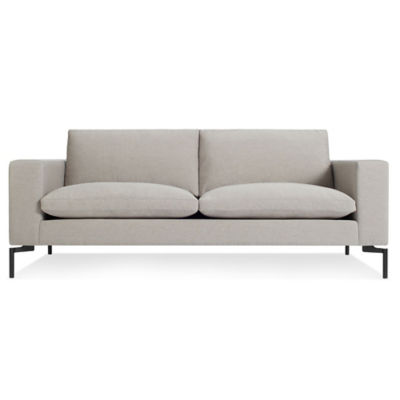 "NEWSTANDARD78BK-SD: Customized Item of New Standard 78"" Sofa by Blu Dot (NEWSTANDARD78)"
