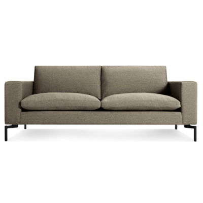 "NEWSTANDARD78SBK-BK: Customized Item of New Standard 78"" Sofa by Blu Dot (NEWSTANDARD78)"