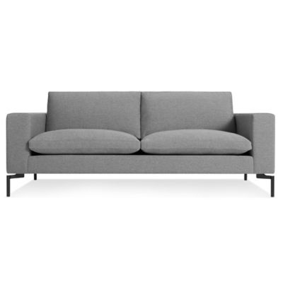 "NEWSTANDARD78BK-GY: Customized Item of New Standard 78"" Sofa by Blu Dot (NEWSTANDARD78)"